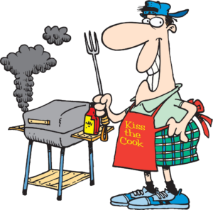 BBQ-Grillmeister