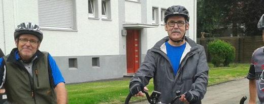 Viertages-Radtour Header