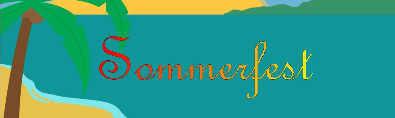 Sommerfest Header
