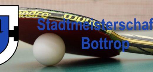 Stadtmeisterschaften Bottrop Header