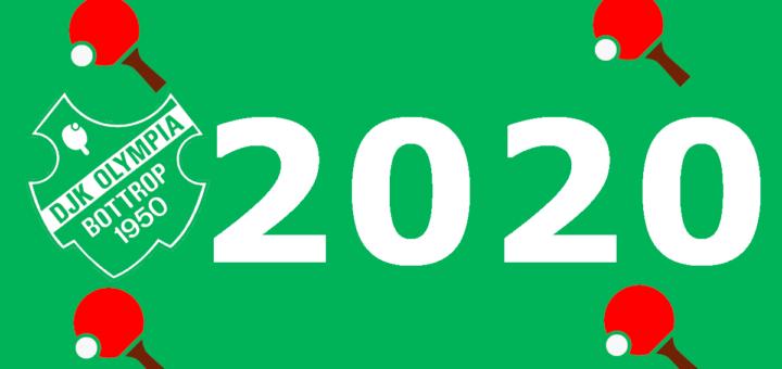 New Year 2020 Header