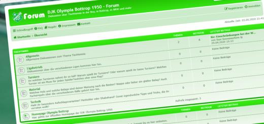 Forum Header