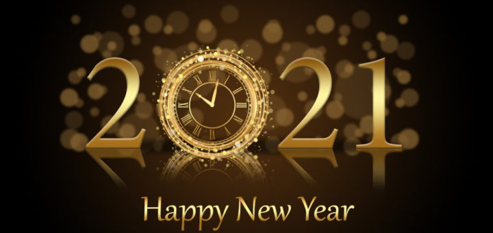 Neujahr 2021 Header